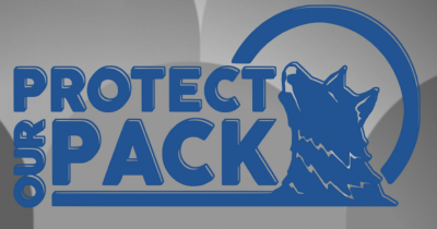 protect our pack logo